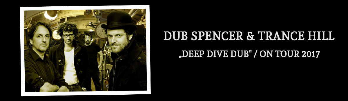 Dub Spencer & Trance Hill feat. Umberto Echo